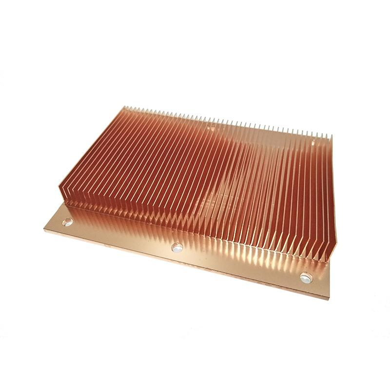 Professional Finned Aluminum Heat Sink Amp Copper Heat Sink