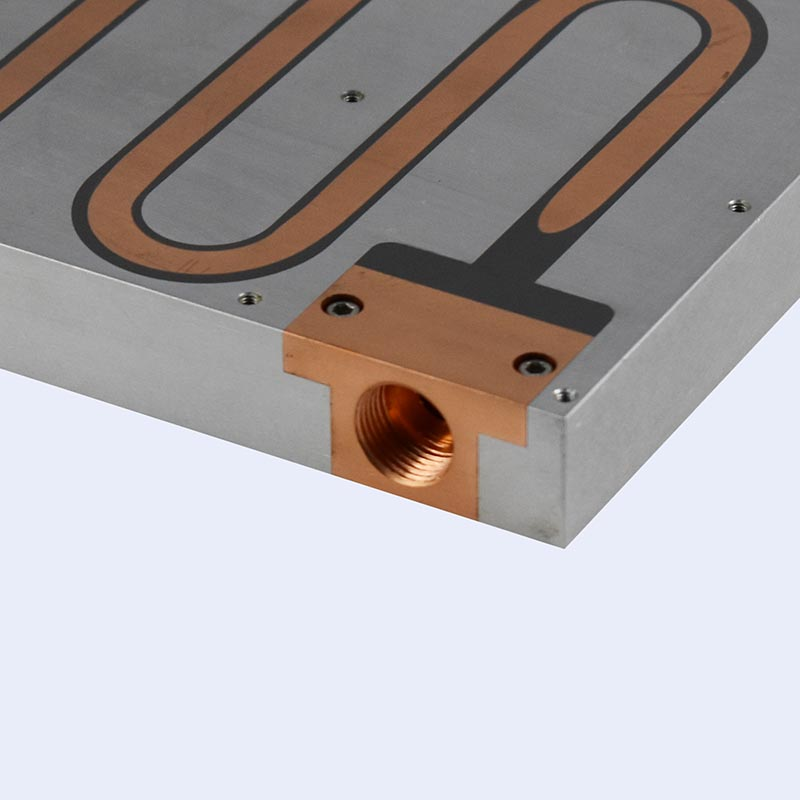 Liquid Cooled Cold Plate Water Cold Plate From Lori Heat Sink
